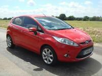 Ford Fiesta 1.4 2009MY Titanium, ONLY 37K, F.S.H, IMMACULATE