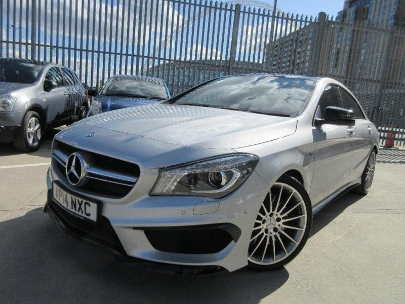 2014 Mercedes-Benz Cla Class 2.0 CLA45 AMG Speedshift
