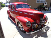 1939 rare Nash Ambassador Hot Rod