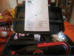JOB MATE ROTARY TOOL AND JOB MATE 300 PIECE ACCESSORIE KIT!