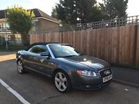 AUDI A4 TDI 105000miles. Full service history. Timing belt changed at 84000.