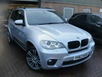 2012 62 BMW X5 3.0 XDRIVE30D M SPORT 5D 241 BHP DIESEL