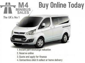 2015 Ford Tourneo Custom 300 L2 Limited Tdci Mpv Diesel Manual