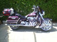 Harley Davidson FLHUCI 2006