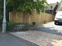 DWY FENCING & LANDSCAPING. Free quotes.