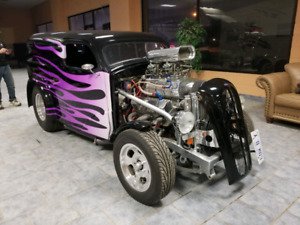 Hot Rod Dragster