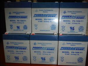 BRAND NEW Powersonic PS1250F1 12V 5.0Amp.Hr Toronto