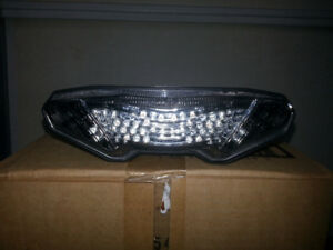 FZ09 Integrated Signal Tail Light
