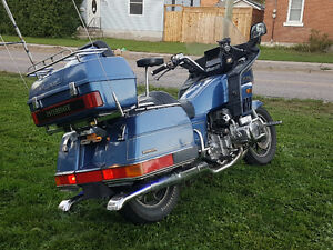 1985 honda goldwing interstate 1200