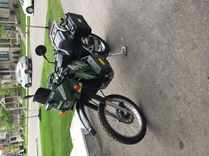 Adventure bike for sale