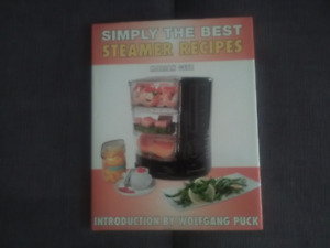 Steamer recipes-Wolfgang Puck