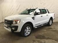 Ford Ranger WILDTRAK 4X4 DCB TDCI **MOT**
