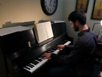 Piano & Guitar Lessons - My Place or Yours!