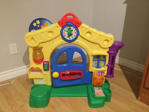 **Fisher Price Laugh n Learn Home**