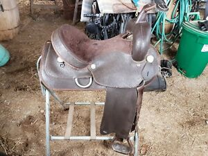 "15"" Western Wintec Saddle"