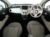 2018 Fiat 500 1.2 Anniversario 3dr Dualogic HATCHBACK Petrol Automatic
