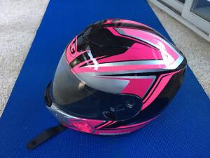 HJC Women's CS-R2 helmet - Size Medium - New!