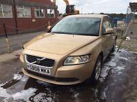Bargain Volvo s40 s, long MOT ready to go