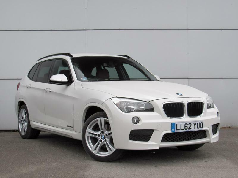 2012 bmw x1 sdrive 18d m sport step auto leather 1 owner bluetooth in weston super mare. Black Bedroom Furniture Sets. Home Design Ideas