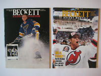 2  BECKETT HOCKEY MONTHLY.