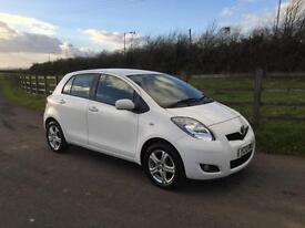 Toyota Yaris 1.0 VVT-i 2010 TR finance available from £25 per week