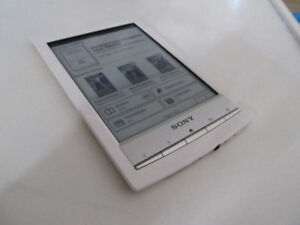 Sony PRS-T1 eBook FB2 Reader [WiFi, SD, Audio, TouchScreen 6']