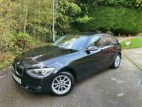 2014 BMW 1 Series 116d EfficientDynamics Hatchback DIESEL Manual