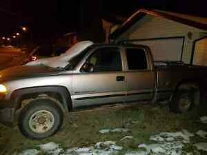 02 gmc sierra 2500hd