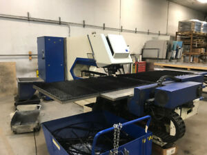 1999 Trumpf TC 2000R CNC Turret Punch (#3016)