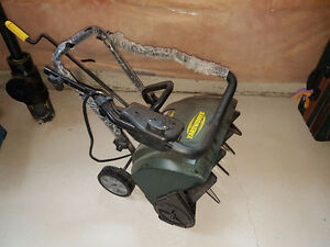 Free Electric Snow Thrower
