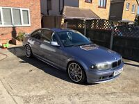 BMW E46 320ci manual swap for e36