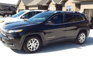 2014 Jeep Cherokee Hatchback