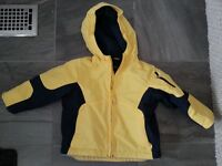 Great Quality Lands End Size 3T Winter Coat