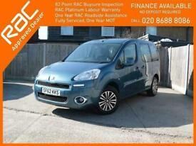 image for 2013 Peugeot Partner  MPV Diesel Manual