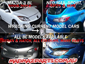 MAZDA 3 WRECKING BL NEO MAX SPORT SP25 MPS 2009 10 11 12 13 14 Greenacre Bankstown Area Preview