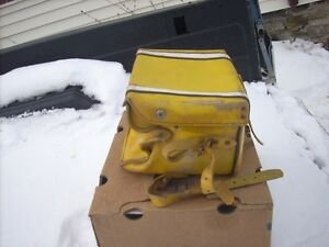 Skidoo Snowmobile   Accessory    Leather  Bag Peterborough Peterborough Area image 5