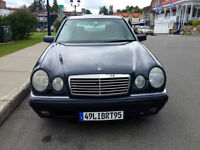 1996 Mercedes-Benz E-Class full Berline