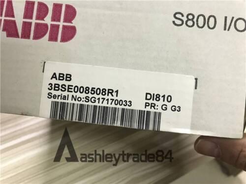 New 1pcs Abb Di810 3bse008508r1 In Box