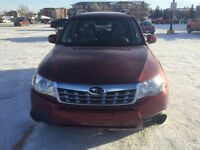 2011 Subaru Forester 2.5X ONLY 46 000 km!!!