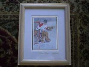 "John Newby--""The Last Defense""--Signed Print"