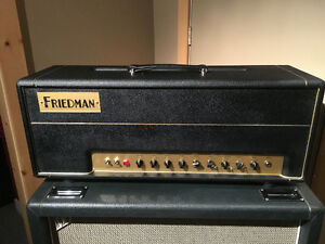 Friedman Be 100 et cab handwired