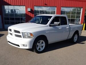 """2011 Ram 1500 4WD Quad Cab 140.5"""".  Extra low payments"""