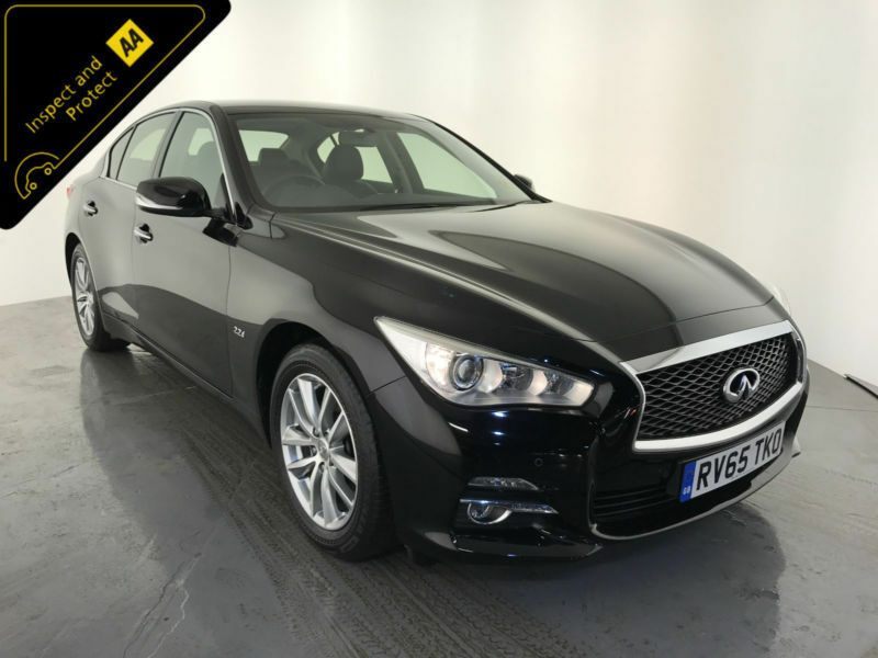 2015 65 INFINITI Q50 SE EXECUTIVE DIESEL AUTO 1 OWNER FINANCE PX WELCOME