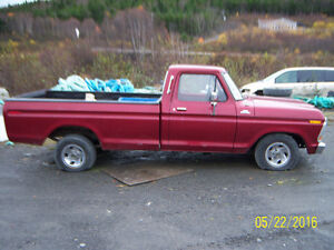 1979 FORD F100  $3500