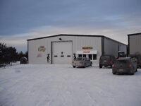 FSU Steel Buildings in Thunder Bay