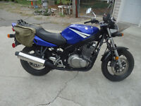 Suzuki GS500H at reasonable price