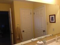Mirror for Large Vanity