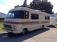 Motorhome for sale or trade