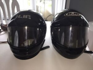 Casques full face