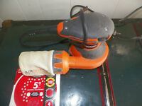 ridgid orbital sander ( located in  Oro Medonte )